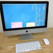 iMac修理完了致しました