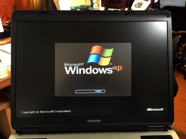 Windowsが起動しない